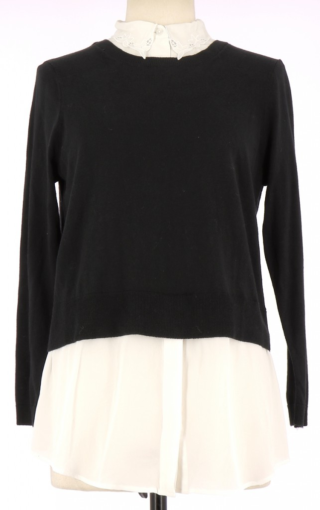 Vetements Pull CLAUDIE PIERLOT NOIR