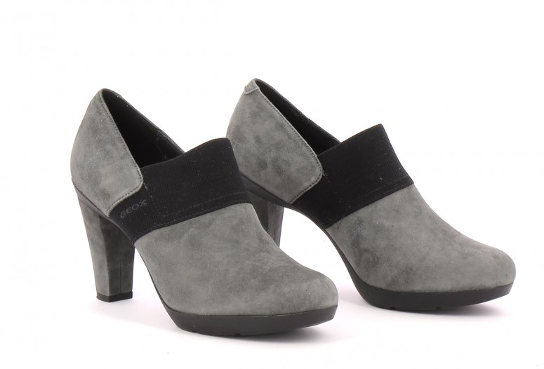 Chaussures Bottines / Low Boots GEOX GRIS