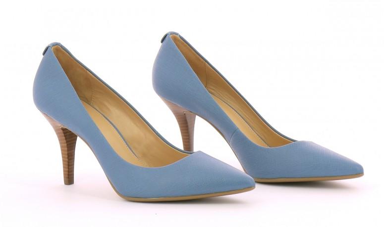 Chaussures Escarpins MICHAEL KORS BLEU