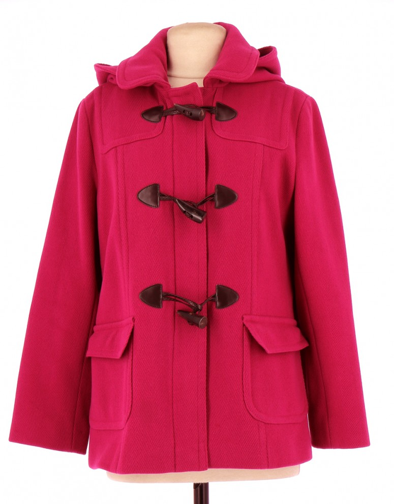 Vetements Manteau CAROLL FUSCHIA