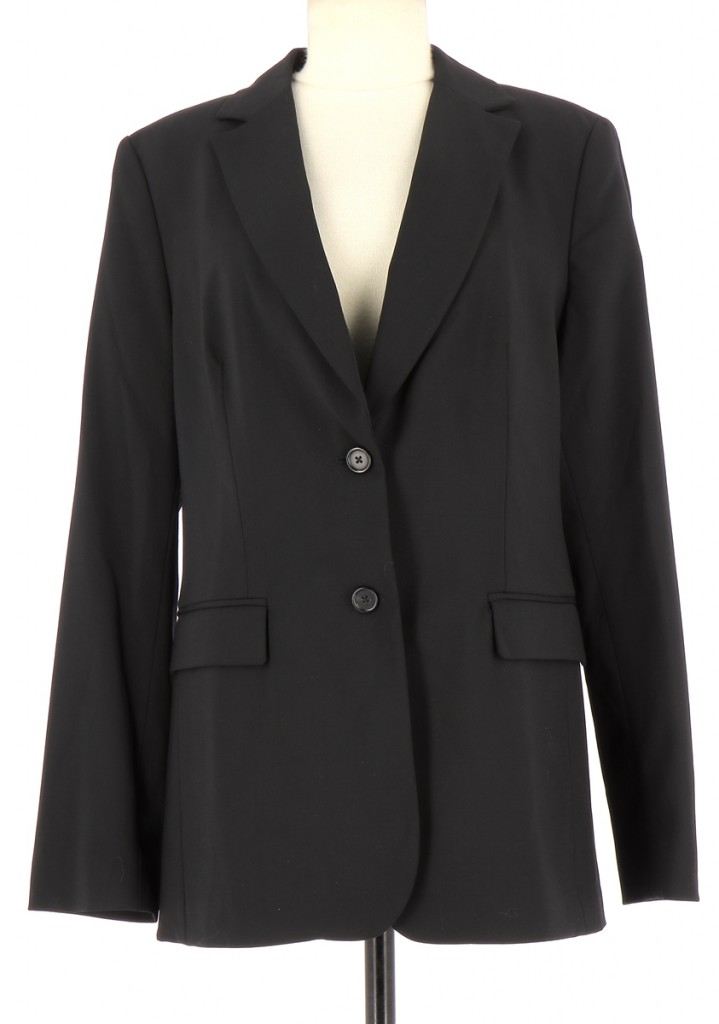 Vetements Veste / Blazer BANANA REPUBLIC NOIR