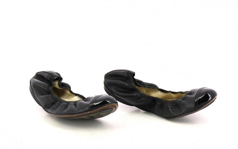 Chaussures Ballerines CHANEL NOIR