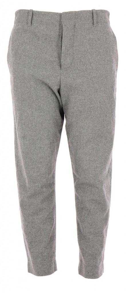 Vetements Pantalon COS GRIS