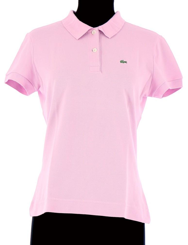 9583c856fc Tee-Shirt LACOSTE Femme FR 42 pas cher en Achat - Vente