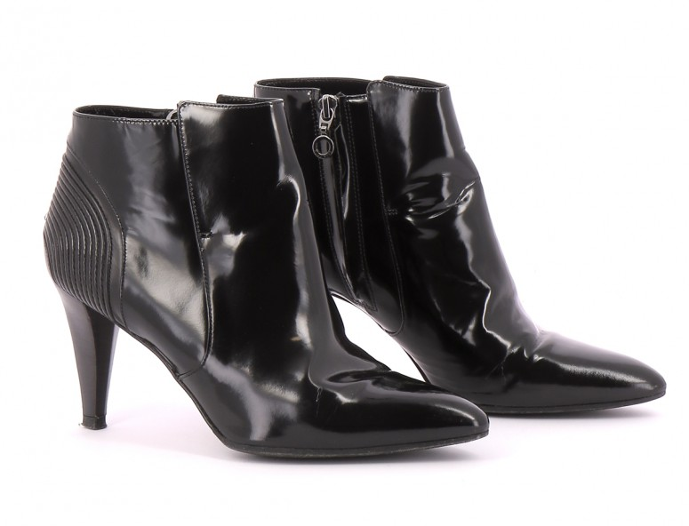Chaussures Bottines / Low Boots HUGO BOSS NOIR