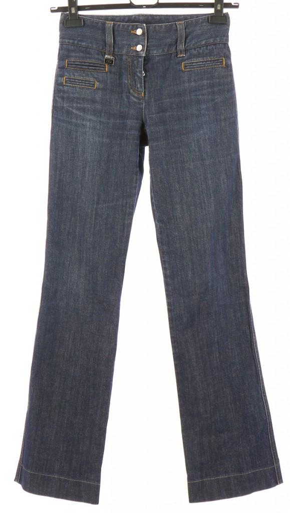 Vetements Jeans DOLCE & GABBANA BLEU MARINE