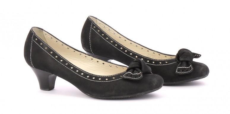 Chaussures Escarpins GEOX NOIR