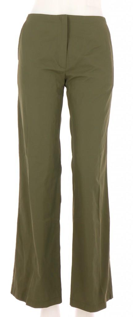 Vetements Pantalon SANDRO KAKI
