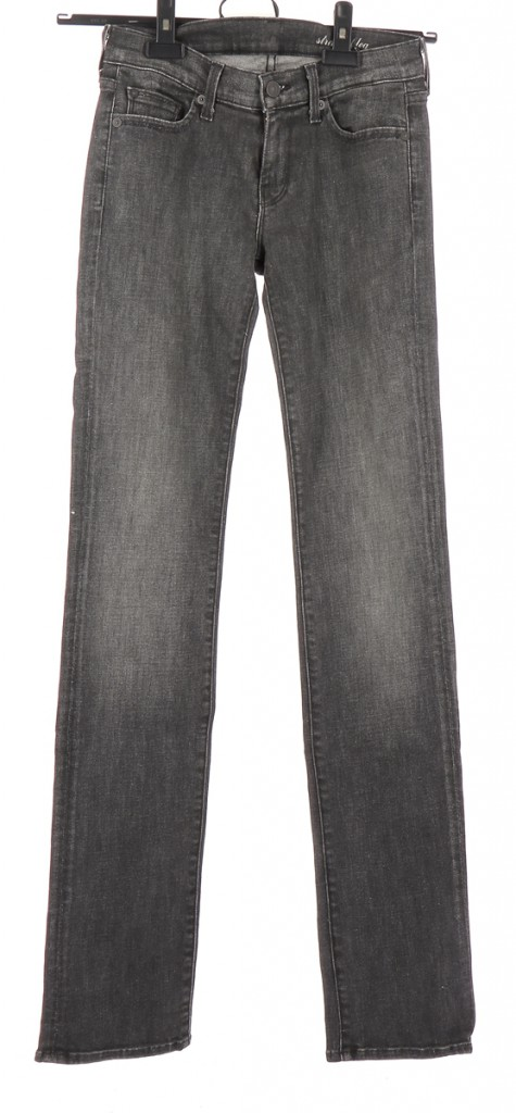 Vetements Jeans 7 FOR ALL MANKIND GRIS