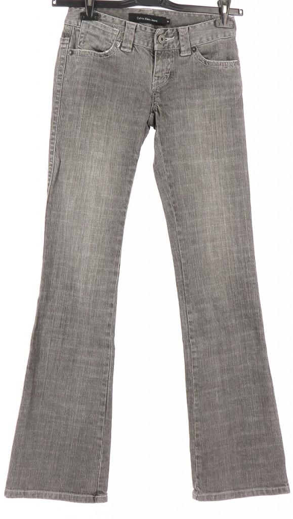 Vetements Jeans CALVIN KLEIN GRIS