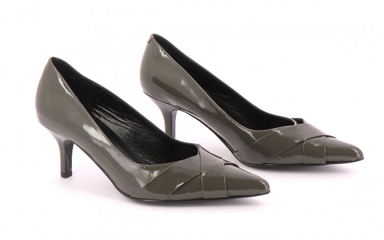 Chaussures Escarpins MINELLI GRIS