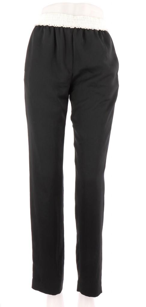 Vetements Pantalon SANDRO NOIR