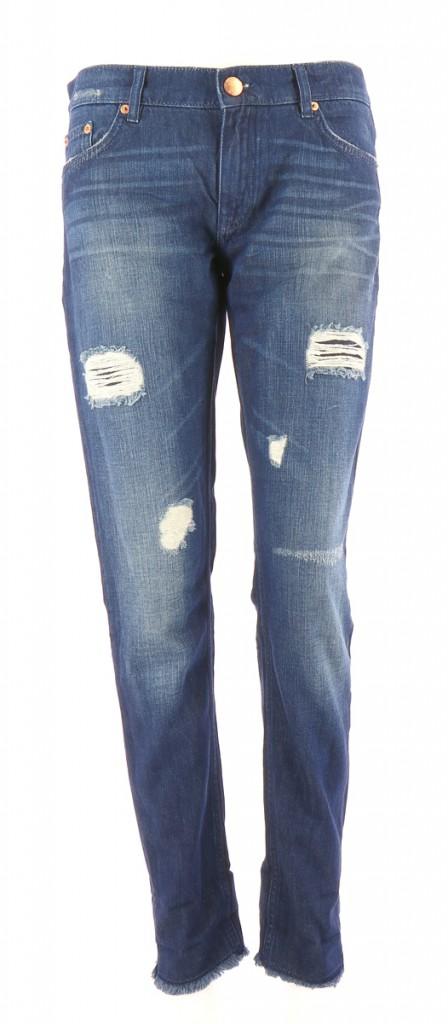 Vetements Pantalon MAJE BLEU