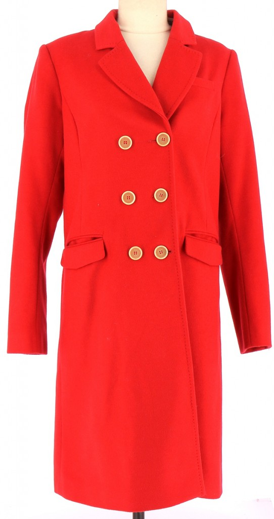 Vetements Manteau ONE STEP ROUGE