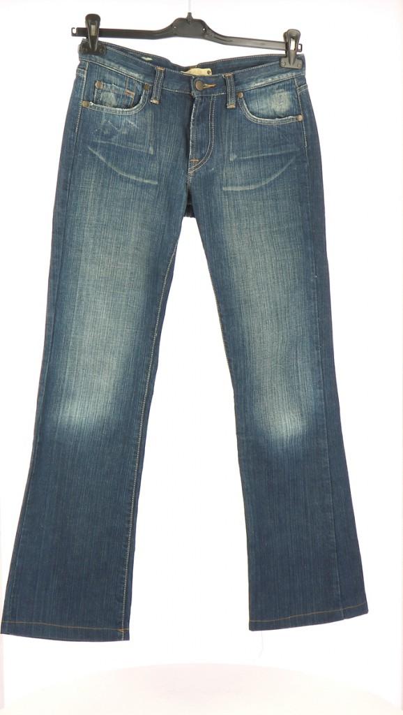 Vetements Jeans MAJE BLEU MARINE