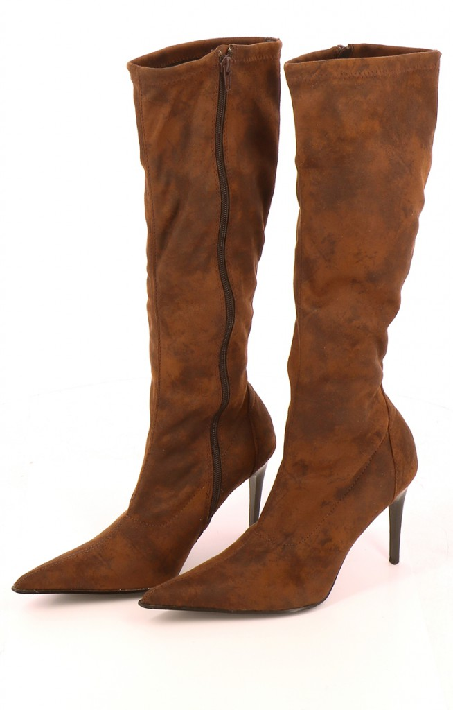 Chaussures Bottes MINELLI CHOCOLAT