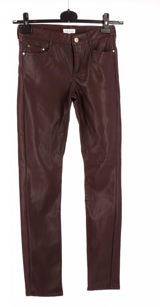 Vetements Pantalon CLAUDIE PIERLOT BORDEAUX