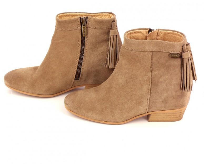 Chaussures Bottines / Low Boots IKKS BEIGE