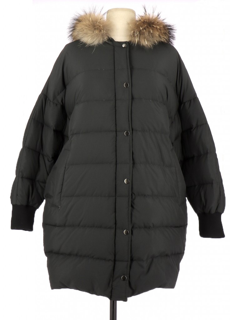 Vetements Manteau GERARD DAREL NOIR