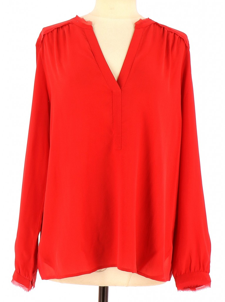 Vetements Blouse ZAPA ROUGE