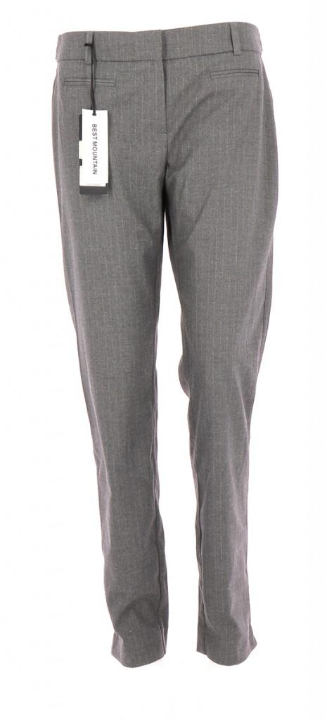 Vetements Pantalon BEST MOUNTAIN GRIS