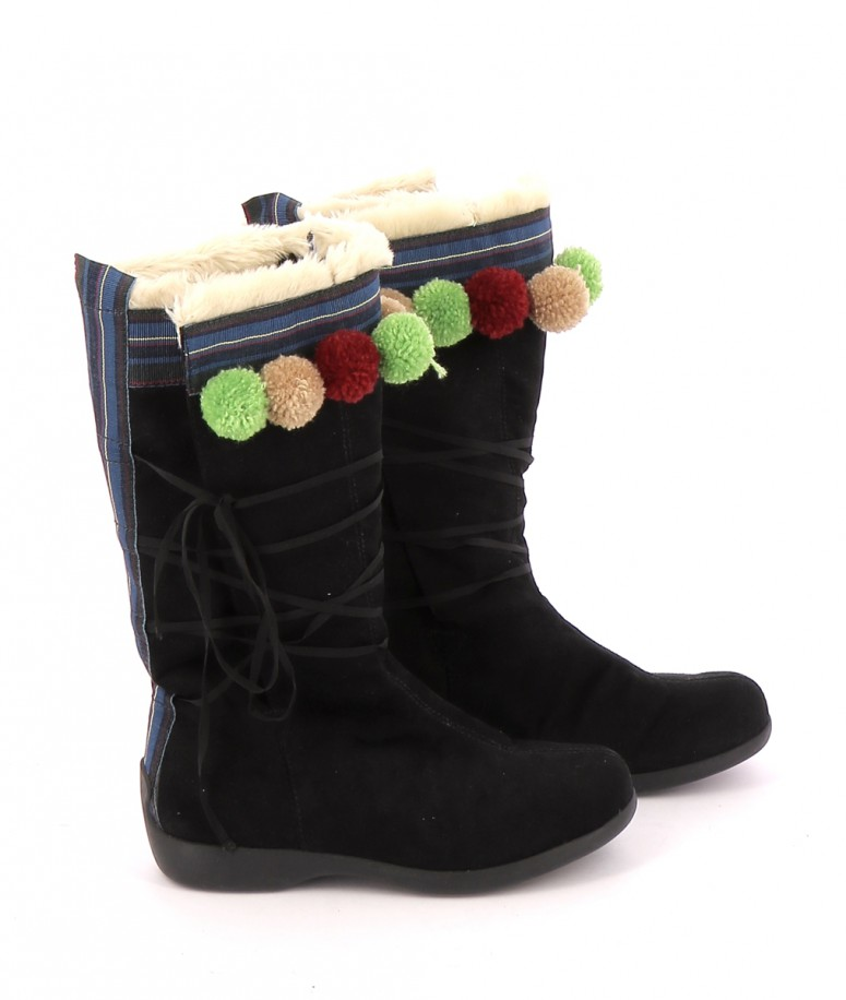 Chaussures Bottes KENZO NOIR