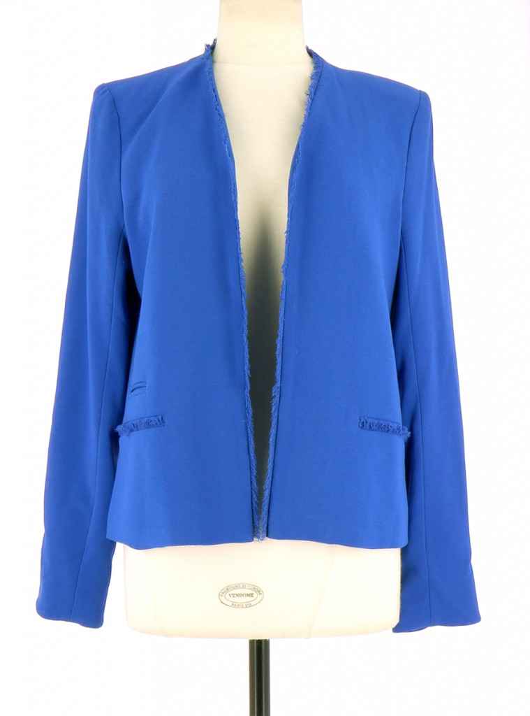 Vetements Veste / Blazer BEL AIR BLEU