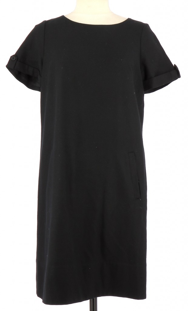 Vetements Robe PABLO DE GERARD DAREL NOIR