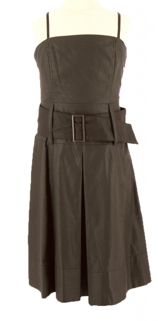 Vetements Robe SINEQUANONE CHOCOLAT