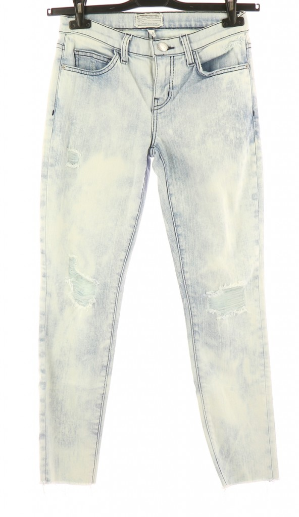 Vetements Jeans CURRENT ELLIOTT BLEU