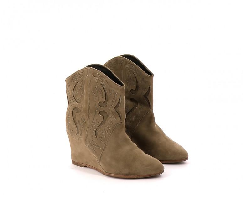 Chaussures Bottines / Low Boots COMPTOIR DES COTONNIERS BEIGE