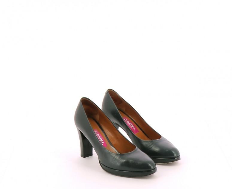 Chaussures Escarpins CAREL PARIS BLEU MARINE