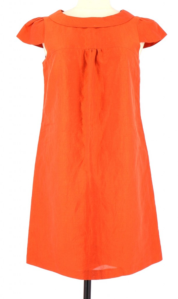 Vetements Robe TARA JARMON ORANGE