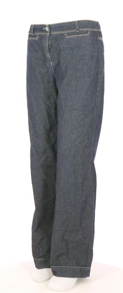 Vetements Jeans CAROLL BLEU MARINE