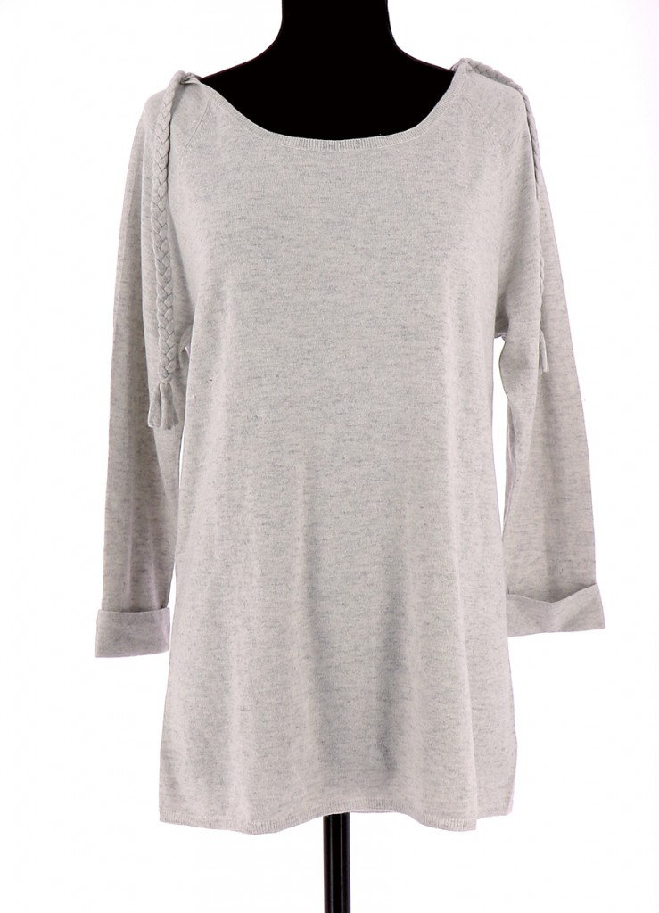 Vetements Top ERIC BOMPARD GRIS