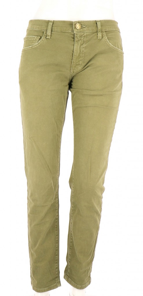 Vetements Pantalon CURRENT ELLIOTT VERT FONCé