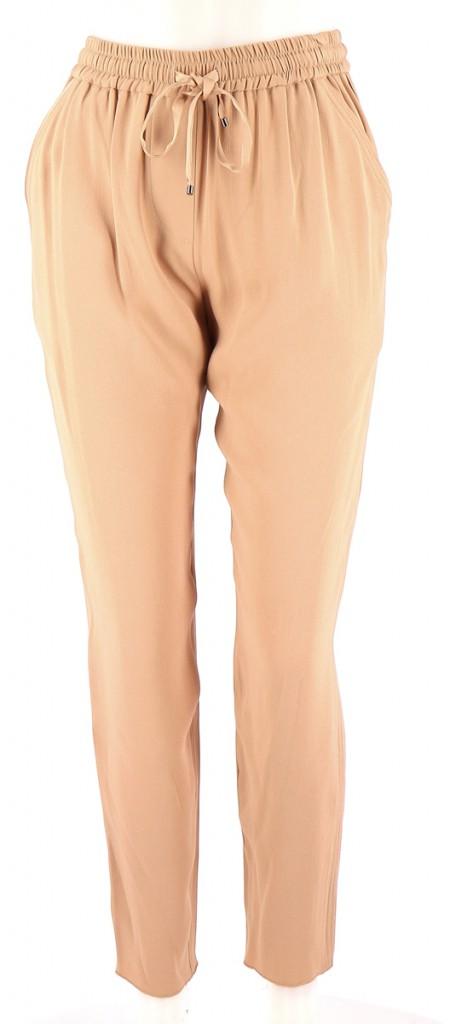 Vetements Pantalon VANESSA BRUNO BEIGE