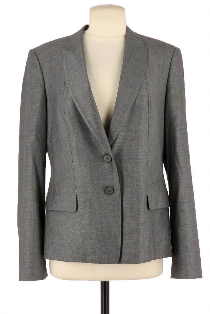 Vetements Veste / Blazer HUGO BOSS GRIS