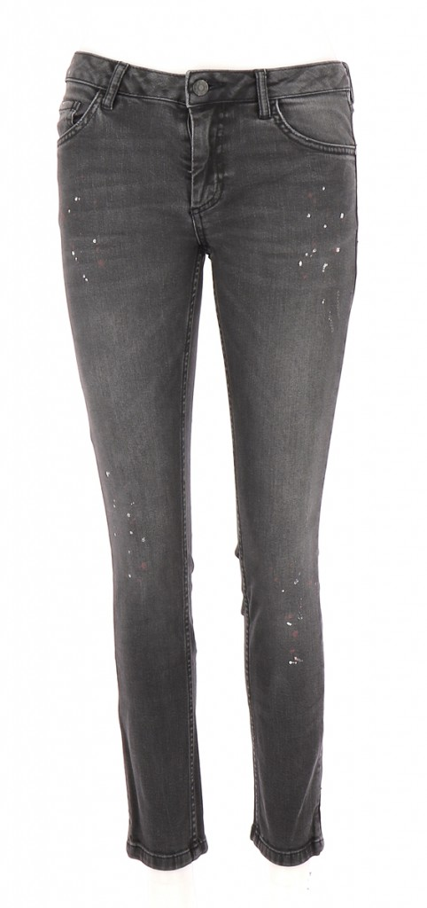 Vetements Jeans CLAUDIE PIERLOT GRIS