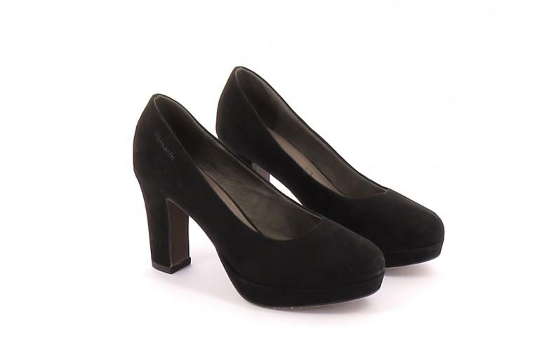 Chaussures Escarpins TAMARIS NOIR