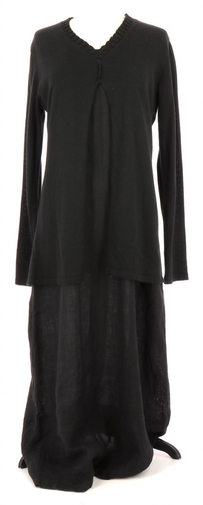 Vetements Robe LA FEE MARABOUTEE NOIR