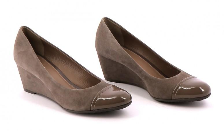 Chaussures Escarpins GEOX BEIGE