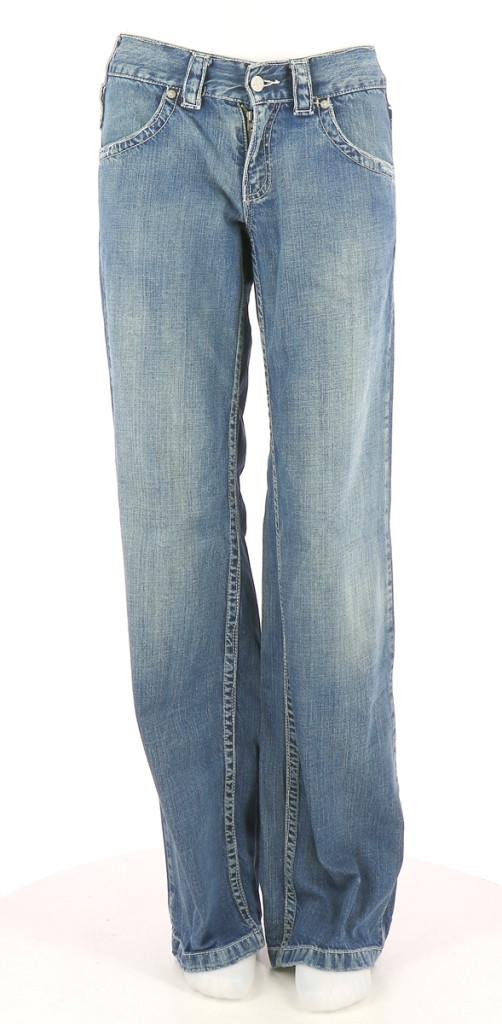 Vetements Jeans SCHOOL RAG BLEU MARINE