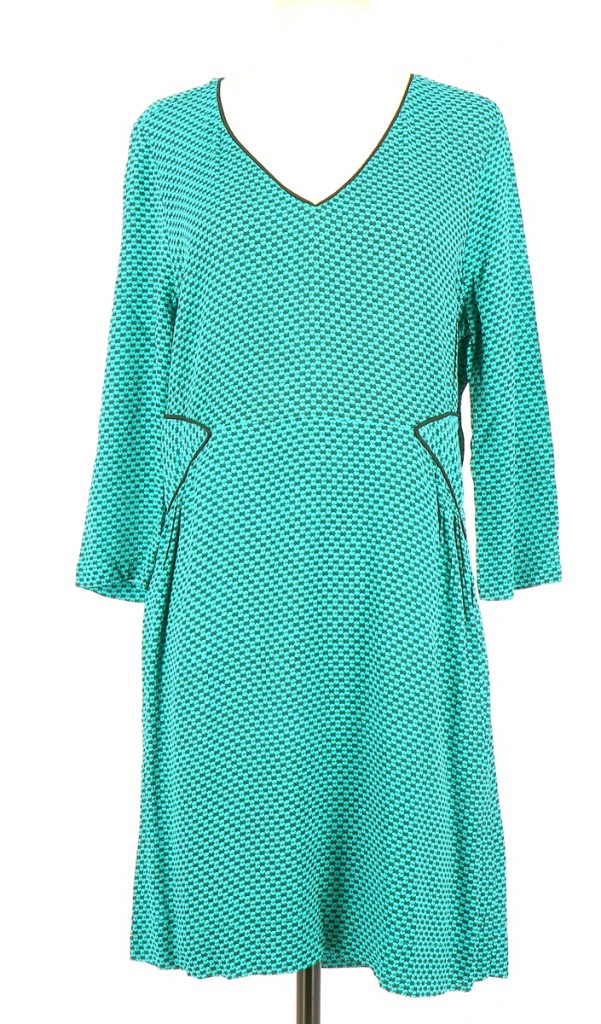 Vetements Robe STELLA FOREST TURQUOISE