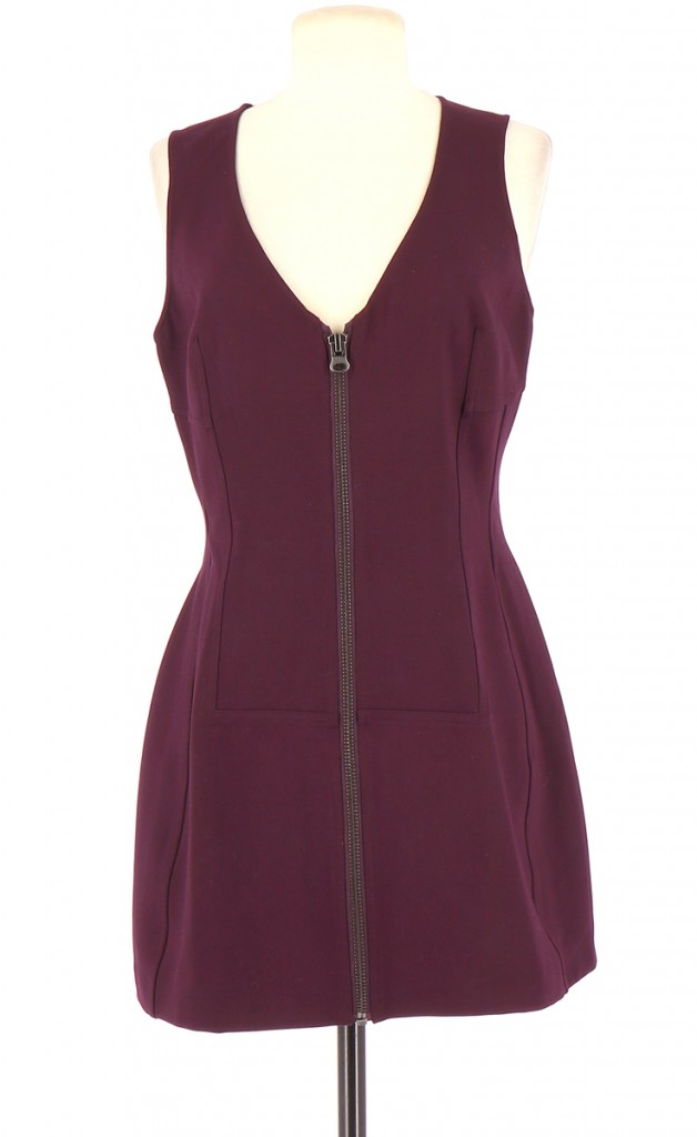 Vetements Robe BEL AIR BORDEAUX