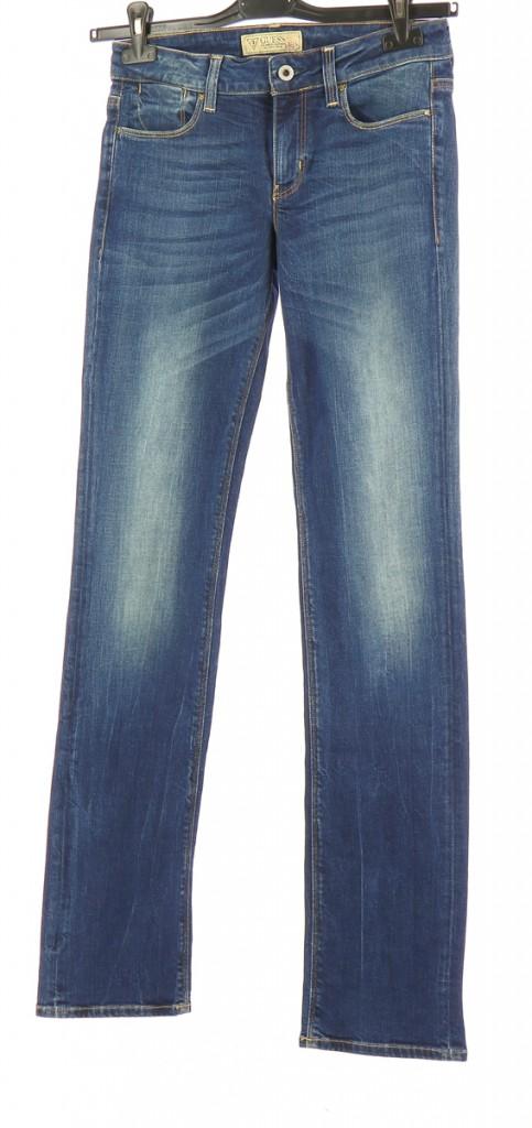 Vetements Jeans GUESS BLEU