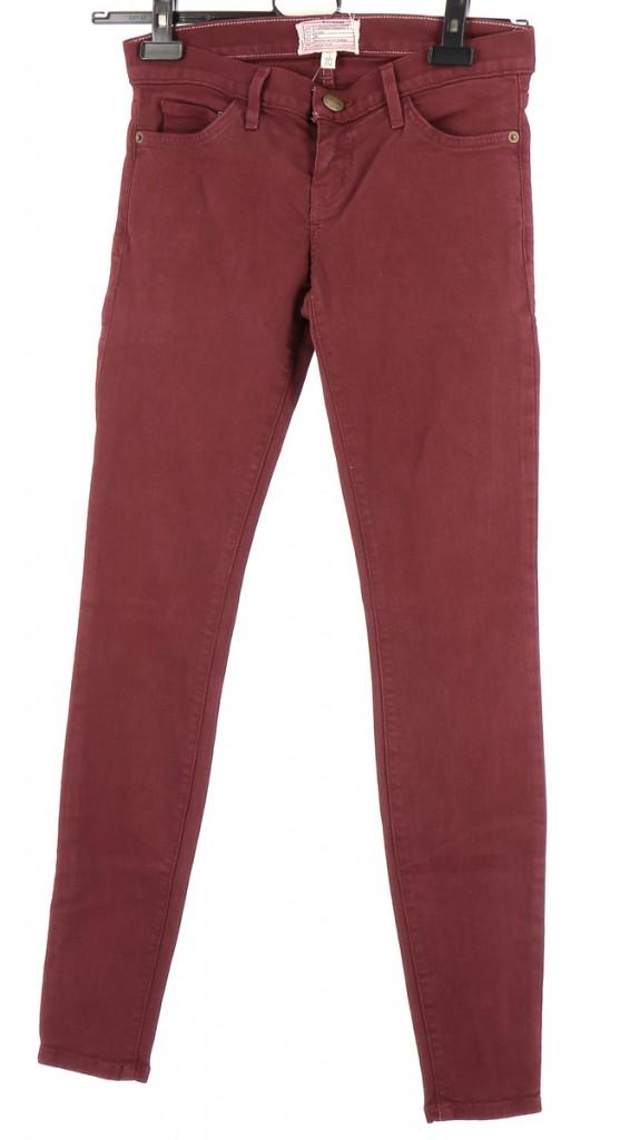 Vetements Jeans CURRENT ELLIOTT BORDEAUX