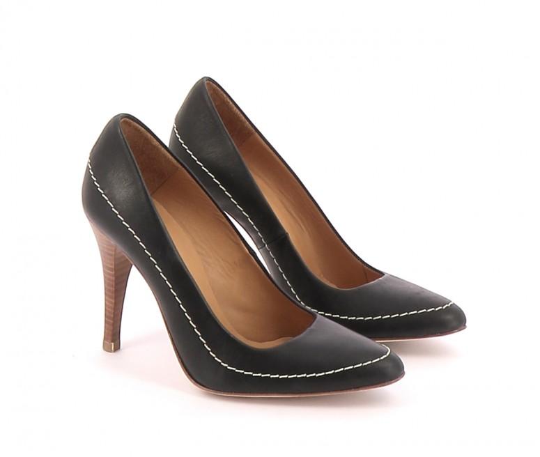 Chaussures Escarpins VANESSA BRUNO ATHE NOIR