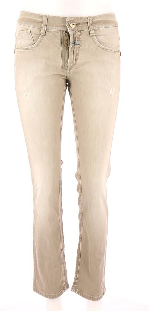 Vetements Jeans MARITHE ET FRANCOIS GIRBAUD BEIGE