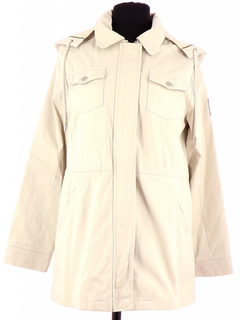 Vetements Trench KARL MARC JOHN BEIGE